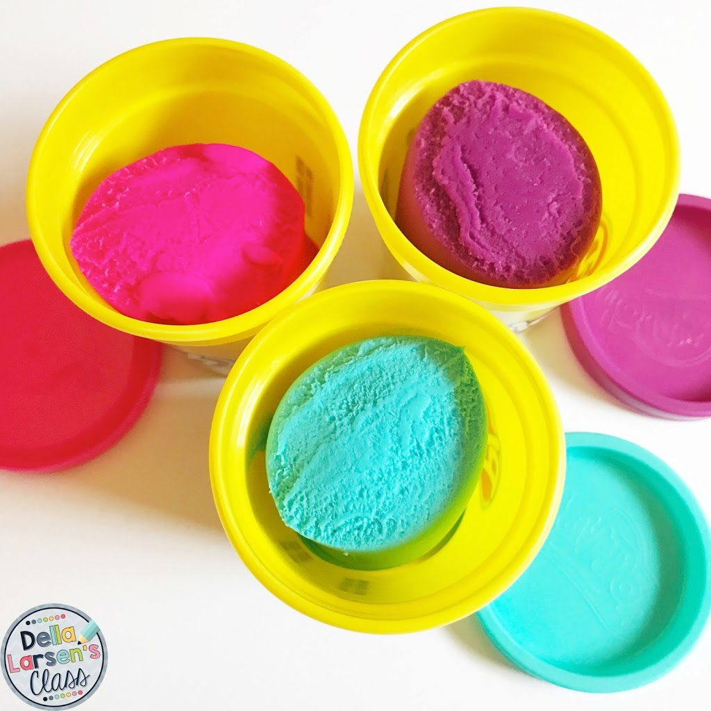 Play doh for STEM