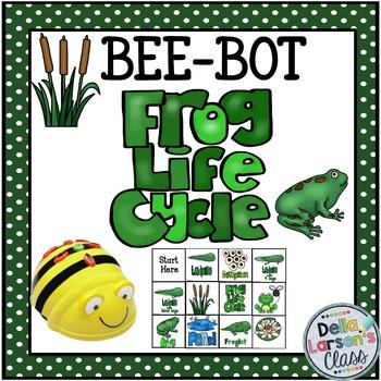 BeeBot Frog Life Cycle
