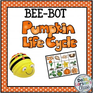 Bee Bot Pumpkin Life Cycle