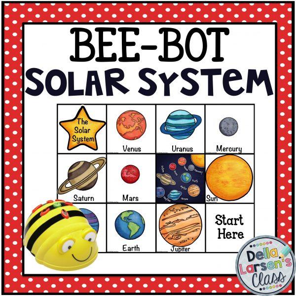 BeeBot Solar system