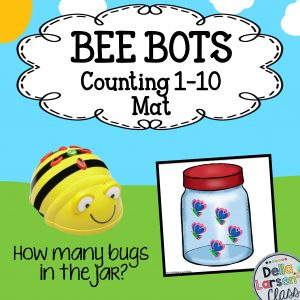 BeeBot Counting Bugs