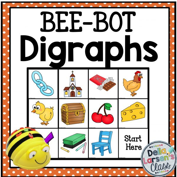 BeeBot Ch Digraphs cover
