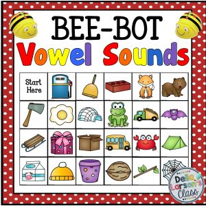 Bee Bot Short Vowels Sounds