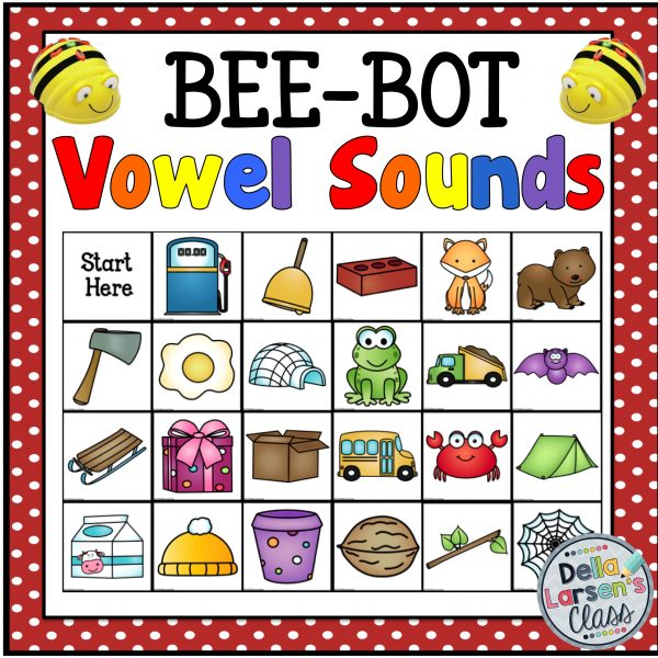 Bee Bot Short Vowels Sounds