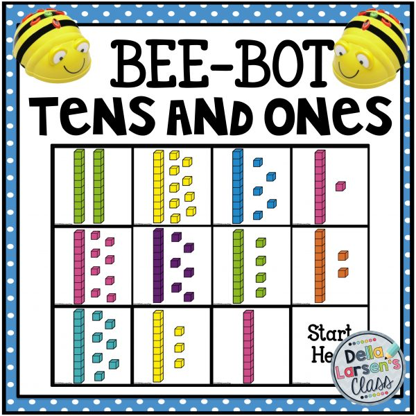 BeeBot Tens and Ones