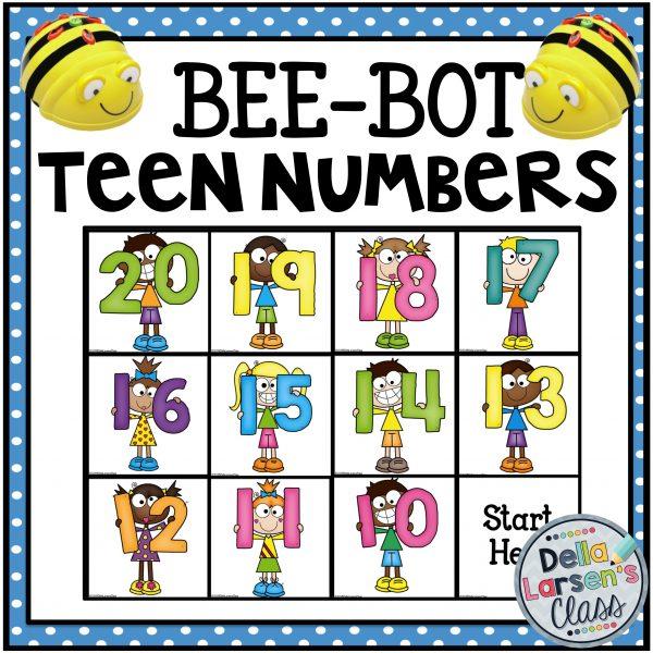 BeeBot Teen Numbers