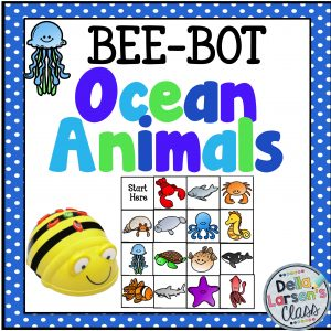 BeeBot Ocean Animals cover