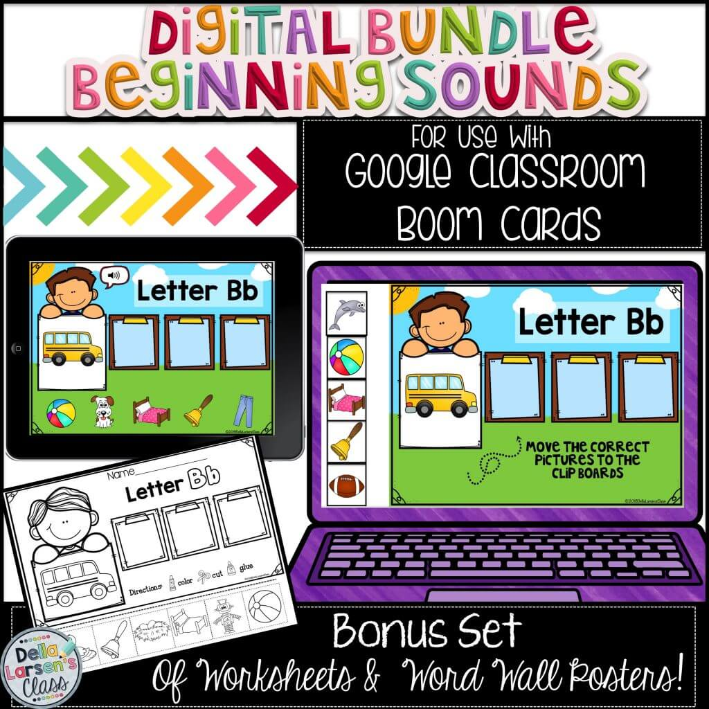 Digital Starter bundle for Google Classroom